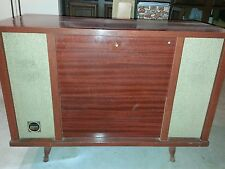 Antique Webcor Stereo Console