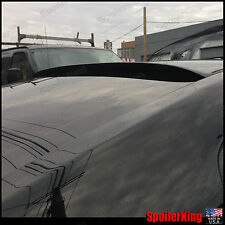 (284R) Rear Roof Spoiler Window Wing (Fits: Volvo S60 2010-13 4dr)