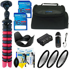 I3ePro Everything You Need Starter Kit for Nikon DSLR D800 D800E D810 D810A V1