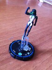 HeroClix LEGACY #056 JADE Experienced DC