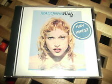 MADONNA RAIN FEVER BAD GIRL 10 TRACK CD SINGLE