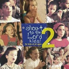 Shout to the Lord Kids, Vol. 2 by Various Artists (CD, Aug-2002, Sony Music D...