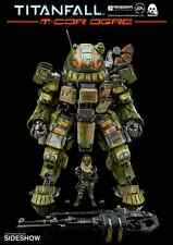 Titanfall Collectibles M-COR Ogre Action Figure ThreeZero Sideshow RARE