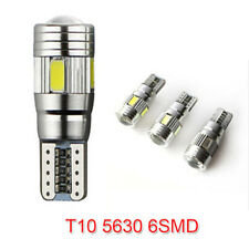 1x Xenon LED Error Free Canbus 6SMD Side Wedge Light Bulb T10 194 168 W5W Useful