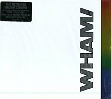 WHAM THE FINAL CD & DVD ALL REGIONS NTSC NEW