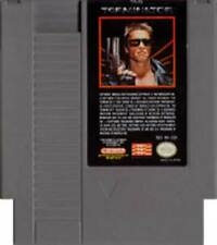 The Terminator - Rare NES Nintendo Game