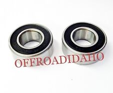 FRONT AXLE WHEEL BEARING KIT HARLEY-DAVIDSON FLHR ROAD KING 2000 2001 2002 2003