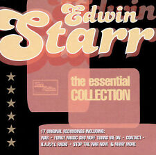 Essential Collection by Edwin Starr (CD, Mar-2001, Spectrum Music (UK))
