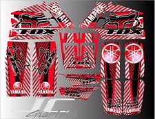 Yamaha banshee full graphics kit Red....