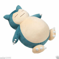 "JUMBO SNORLAX Pokemon Center Nintendo 12"" Plush Toy Game Doll"