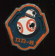 Star Wars The Force Awakens Booster BB-8 Disney Pin 111259