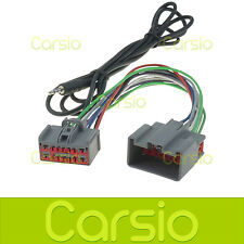Volvo C70 2004  CD Aux Input Adaptor Audio Interface iPod MP3 Phono Jack Lead
