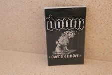 Down III Over the Under NEW SEALED audio cassette