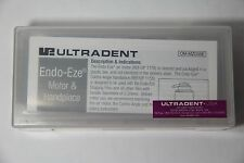 New Ultradent ENDO-EZE Contra-Angle Handpiece 4:1 With Air Motor New in Box