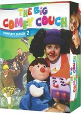THE BIG COMFY COUCH SEASON 2 New Sealed 2 DVD Set