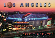 Staples Center, Los Angeles, CA, Lakers Clippers LA Kings 5 x 7 Stadium Postcard