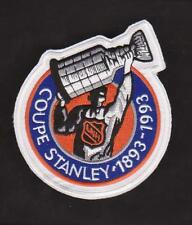NHL100th CENTENNIAL STANLEY CUP TROPHY PATCH FRENCH VERSION