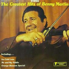 Benny Martin(Vinyl LP)The Greatest Hits Of-Power Pak-PO 223LP-US-1973-VG+/VG+