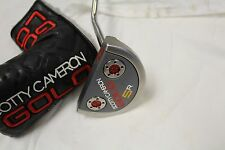 """Used Scotty Cameron Golo 5R 33"""" Putter Cameron Golo Putter 33"""""""