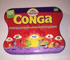 Conga Game by Cranium - 2004 Edition in Metal Tin - Complete!