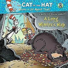 A Long Winter's Nap/Flight of the Penguin (Dr. Seuss/Cat in the Hat) (Deluxe Pic