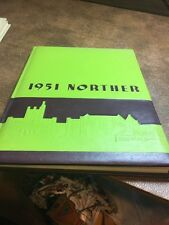 VINTAGE 1951  Norther Northern Illinois School YEARBOOK