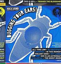 ALL TIME LOW / 36 CRAZYFISTS / EMAROSA + Rock Sound CD no. 138 2010