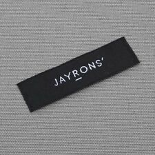 400pcs High Quality Damask Custom Personalized Clothing Sewing Labels U.S Seller