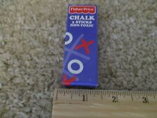 Fisher Price School Sesame Replacement Chalk NEW 923 938 Little people box