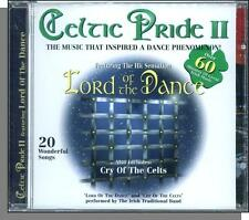 Celtic Pride, Vol. 2 - New 1997, 20 Song Various Artists Irish Dance CD!