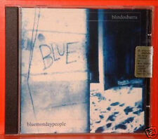 BLINDOSBARRA - BlueMonday People CD Nuovo
