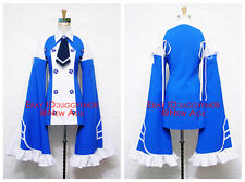 Pandora Hearts Echo Cosplay Costume Outfit Dress Tie Leg Ornament