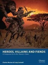 Osprey Wargames Heroes, Villains and Fiends supplement for In Her Majesty's Name