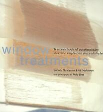 Window Treatments: A Source Book of Contemporary Ideas for Simple Curtains and S