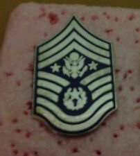 U.S.AIRFORCE   CHIEF MASTER SERGEANT OF THE AIR FORCE,CMSAF,METAL CHEVRON
