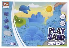 NEW CHILDRENS SAND ART PLAY SAND SUPERSET ACTIVITY TRAVEL SAND PIT PLAYSET