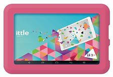 "Ittle UK niños 7"" cuatro núcleos Android 4.4 Tablet PC. 8GB, 1GB de Ram Pantalla Hd Ips"