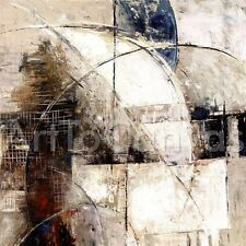 """24""""x24"""" PARALLEL DIMENSION I by JACK ROTH ABSTRACT CANVAS"""