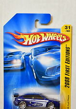 HOT WHEELS 2008 NEW MODELS '08 FORD FOCUS #31/40 BLUE