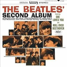 THE BEATLES The Beatles' Second Album (US Album) CD BRAND NEW w/ Obi