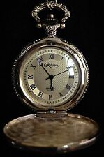 Rare Reliance By Croton Commemoration of The Light Bulb 1879 Pocket Watch