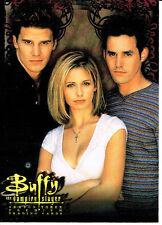 BUFFY STAGIONE 3 San Diago carta promozionale sd-1999