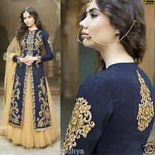 Anarkali Salwar kameez Suit Indian wear Pakistani Designer Bollywood Abaya dress