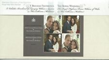 GB Presentation Pack M20 2011 ROYAL WEDDING WILLIAM & KATE 10% OFF ANY 5+