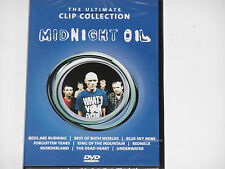Midnight Oil -The Ultimate Clip Collection- DVD OVP NEU