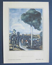 Andre Derain The Hornpipe Player  Vintage litho Print