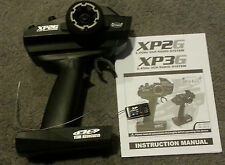 BRAND NEW Associated XP2G 2.4 GHz Radio System 2-CH Transmitter 4-CH RX XP2SSi