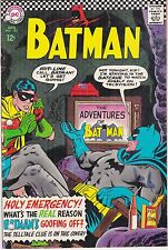 BATMAN #183 THE SECOND APPEARANCE OF POISON IVORY
