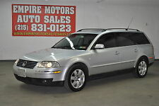 Volkswagen: Passat GLX 4 Motion Wagon 4-Door