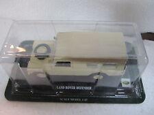 LAND ROVER DEFENDER  - ESC.-1/43 - DEL PRADO - CARS